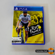 playstation 4 game tour de france