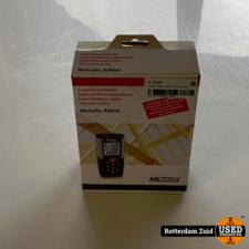 Metofix Digitale laser afstandmeter AM60