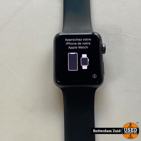 Apple Watch Series 3 42mm Space Gray || in doos met garantie ||