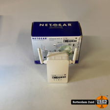 Netgear WN3000RP Universal Wi-Fi Range Extender II met garantie