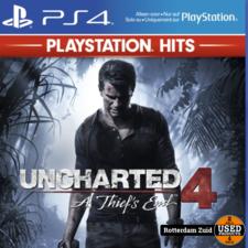 PS4 Game: Uncharted 4 II nette staat II met garantie