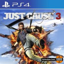 PS4 Game: Just Cause 3 II nette staat II met garantie