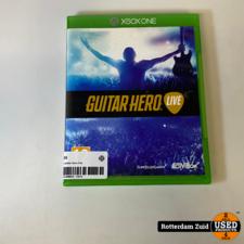 xbox one guitar hero live II met garantie