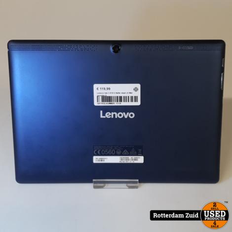 Lenovo tab 2 A10 II Nette staat vII Met garantie II
