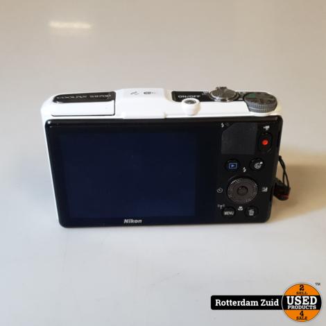 Nikon Coolpix S9700 16MP    met garantie