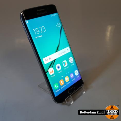 Samsung Galaxy s6 edge blauw II Nette staat II Met garantie II