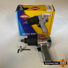 impact wrench 1/2 airpress II met garantie