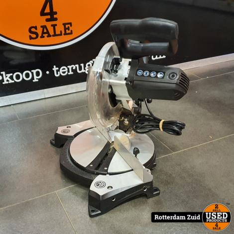 Scheppach HM80L Verstekzaag || Nette staat || met garantie