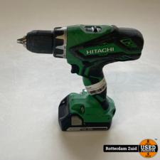 Hitachi DS18DJL 18V II met garantie