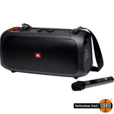 JBL Partybox On The Go | bluetooth speaker + microfoon || Nieuw in doos ||