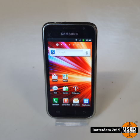 Samsung Galaxy S wit II Nette staat II Met garantie II