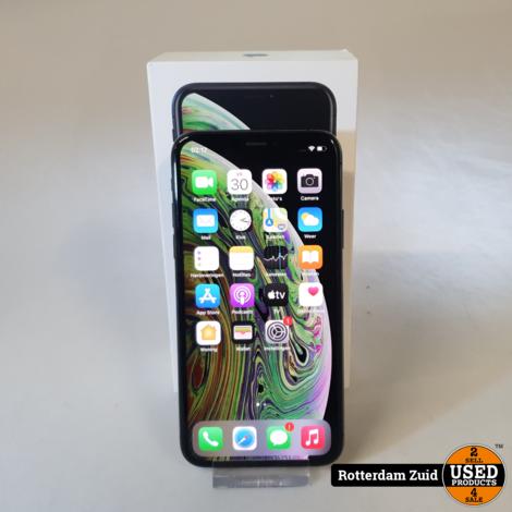 iPhone XS 64GB Space Gray || Nette staat || Met garantie