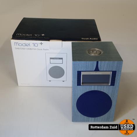 Tivoli Audio Model 10+ DAB Radio || In Nette Staat || Met Garantie ||