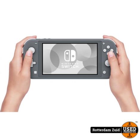 Nintendo Switch Lite Grijs || Nieuw in doos || met garantie ||