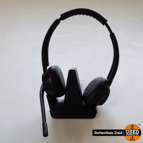 POLY Savi W8220 Spare Headset Hoofdband Zwart || Nieuw in doos ||