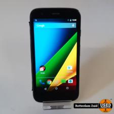 Motorola G 8GB Zwart II Nette staat II Met garantie II