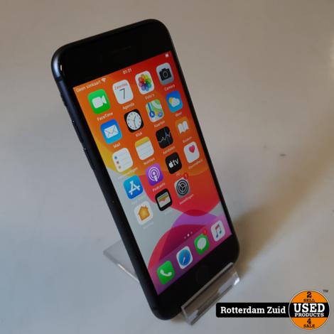 iPhone 8 256GB  Space Grey  II Nette staat II Met garantie