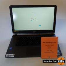 Acer Chromebook cb3-532-c8e0 || In Nette Staat || Met Garantie ||