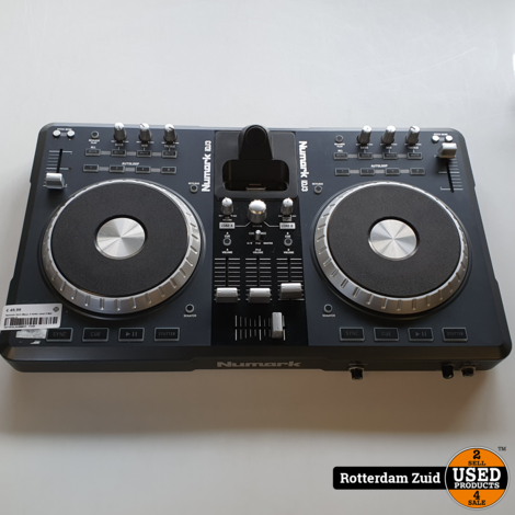 Numark IDJ3 Mixer II Nette staat II Met garantie II