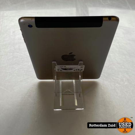 iPad Mini 3 64GB 3G Space Gray    in nette staat met garantie   