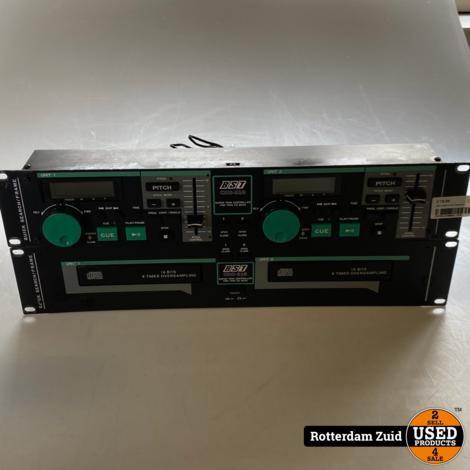 BST CDD-215 DJ Systeem II met garantie