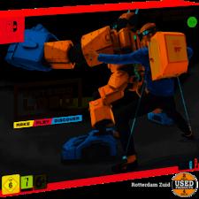 Nintendo Lab Robot Kit || Nieuw In Doos || Met Garantie ||