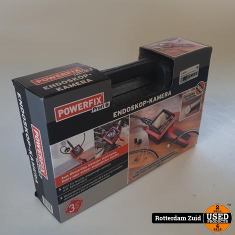 Endoskop kamer Powerfix II Nieuw in doos II Met garantie II