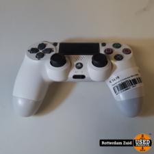 Playstation 4 Controller Wit II Nette staat II Met Garantie II
