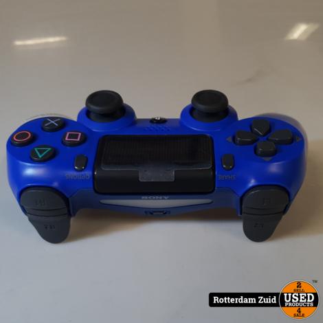 Playstation 4 Controller Blauw II Nette staat II Met Garantie II