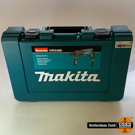 Makita HR2460 Boorhammer || Nieuw In Doos || Met Garantie ||