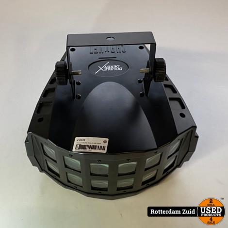 Chauvet Double Derby X LED || met garantie