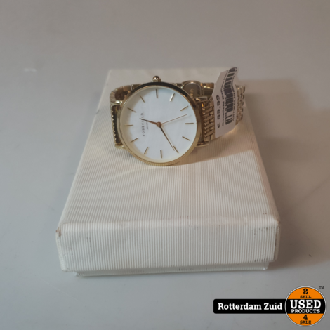 Rosefield Dames Horloge II Nette staat II Met garantie II