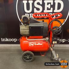 Fini compressor MK100 100L - 3PK II Met garantie II