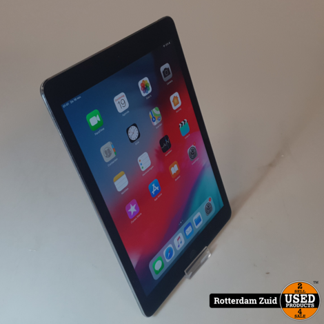 Apple iPad Air 2 32GB Space Grey II Gebruikte staat II Met garantie II
