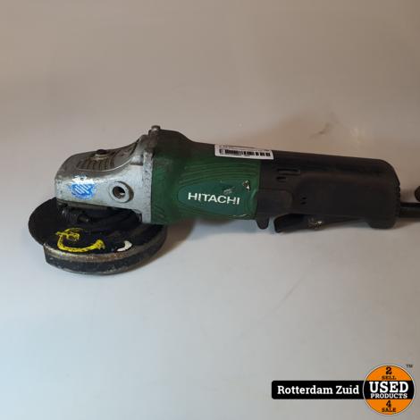 Hitachi G-13se2 Haakse Slijper II met garantie