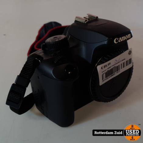 Canon 1000D Fotocamera II Nette staat II Met garantie