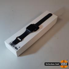 Apple Watch Serie 5 Space Grey Met bon II Nieuwstaat II Met garantie II