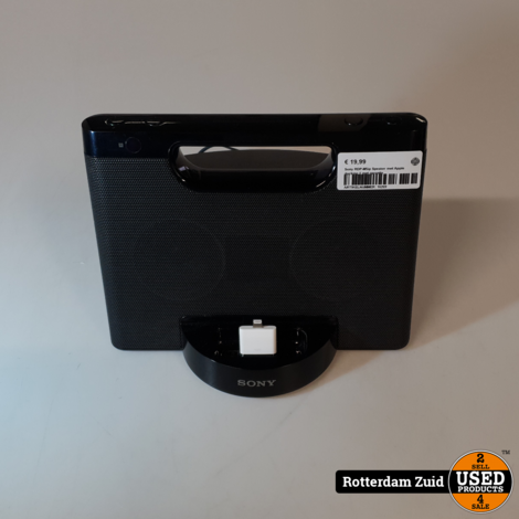 Sony RDP-M5ip Speaker met Apple docking || met garantie