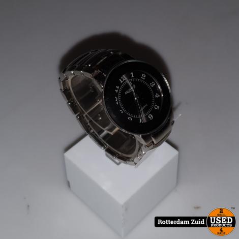quartz aquamar Horloge II Nette staat II Met garantie II