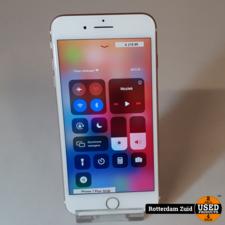 iphone 7 plus 32gb rose II Nette staat II met garantie II