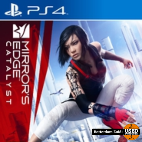 ps4 game mirror's edge