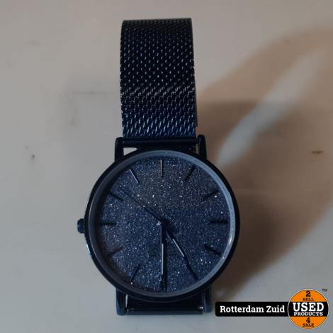 Regal R1528 Horloge Blauw