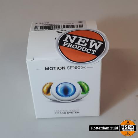 home intelligence Motion sensor II nieuw II met garantie
