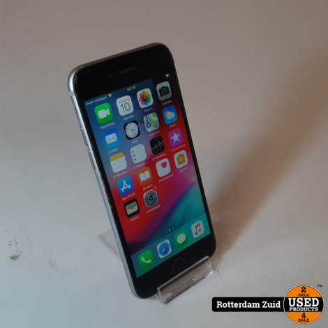 iPhone 6 16GB    In Gebruikte Staat    Met Garantie   