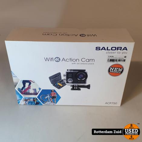 Salora ACP750 II Nieuw II Met garantie II