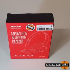 Mpow HC5 Bluetouth headset II Nieuw II Met garantie II