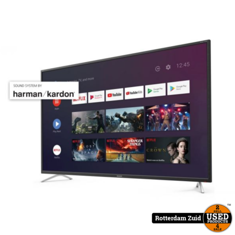 Sharp Aquos 65BL2 - 65inch 4K Ultra-HD Android Smart-TV