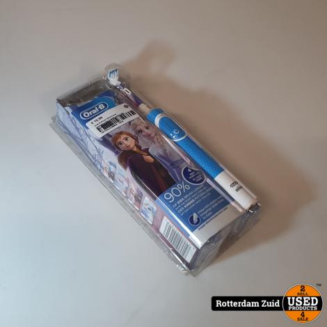 Orab B Braun Electrische tandenborstel II Nette staat II Met garantie II