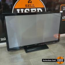 Panasonic TX-P42X60E TV II Nette staat II Met garantie II Met AB