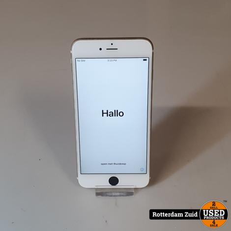 iPhone 6s Plus 128GB II Nette staat II Met garantie